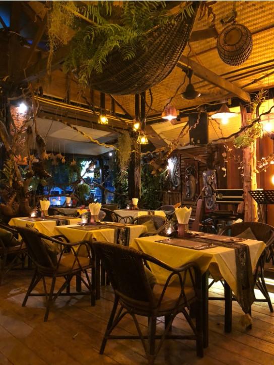 הדברת מסעדות קטנות